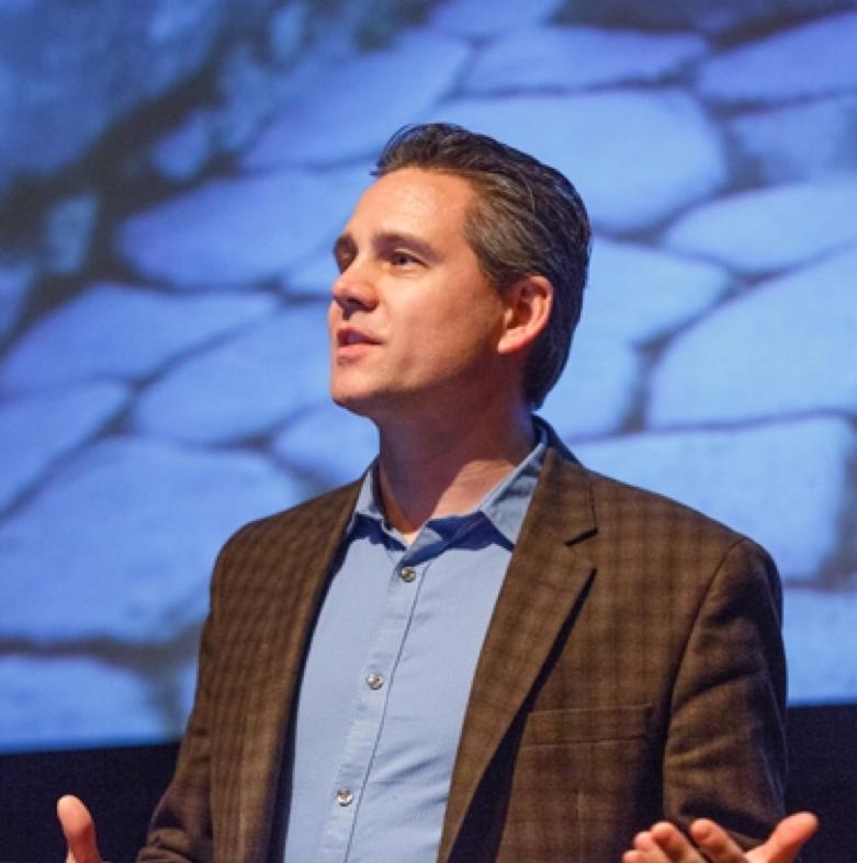 Eric Poehler, Associate Professor, Classics