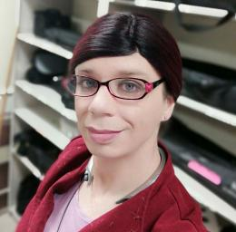 Thera Alley, Audio-Visual Equipment Technician, Department of Communication