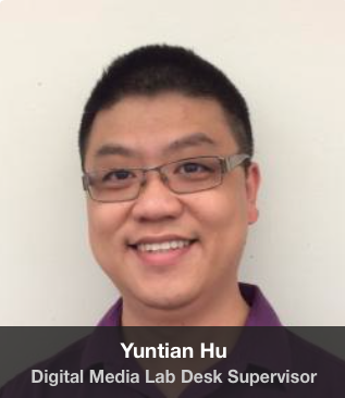 Yuntian Hu, DML VR Developer