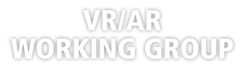 VR/AR Working Group